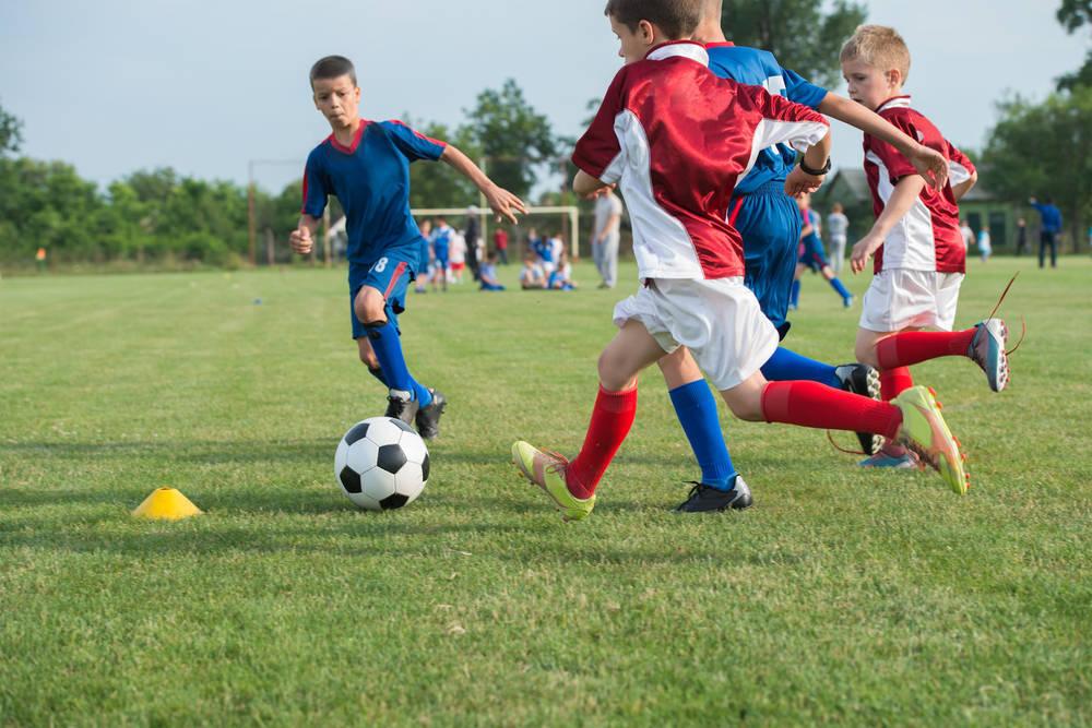 El equipamiento futbolístico, una importante elección.