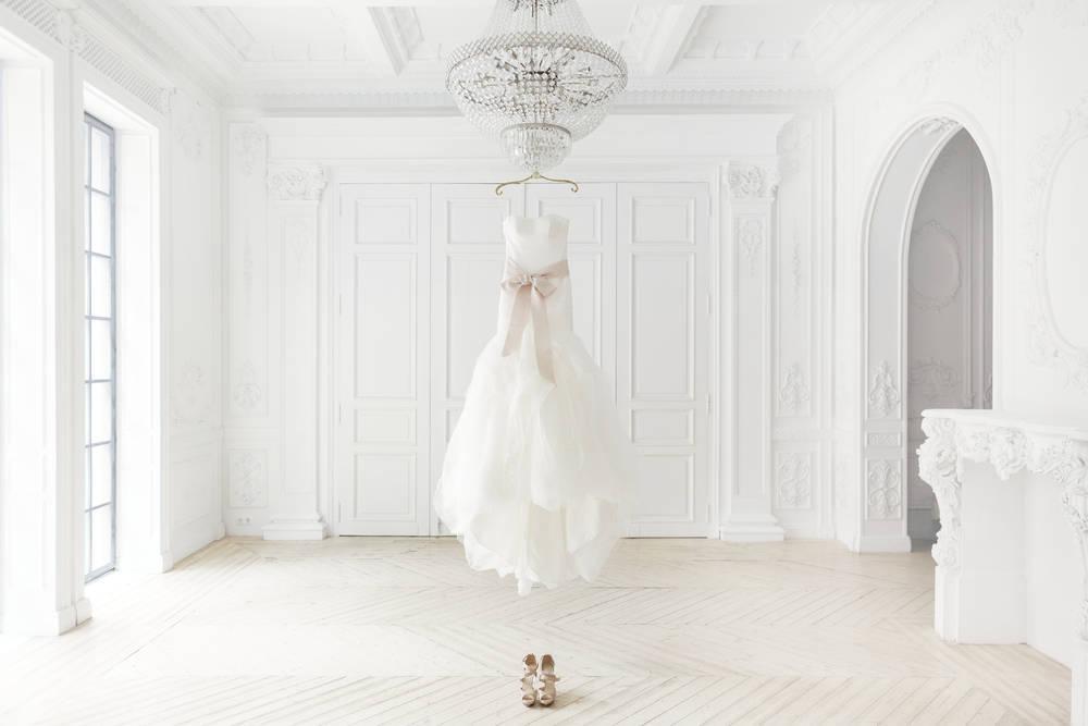 Cómo elegir un vestido de novia que te haga tan feliz como tu boda