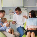 Al dentista se va en familia